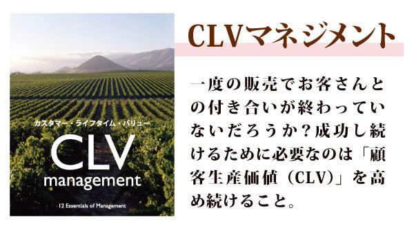 経営の12分野CLVマネジメント